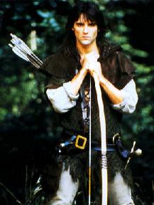 Michael Praed was Robin of Loxley in the first two seasons.